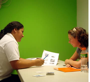 One to One Spanish Lessons are for those who need to learn fast or have a very specific need